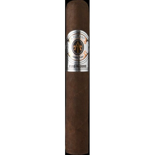 A. Turrent Triple Play Robusto - 1 ks