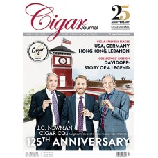 Doutníkový magazín Cigar Journal 04/2019 - Winter Edition