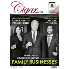 Doutníkový magazín Cigar Journal 04/2020 - Winter Edition