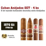 Cuban Anějados SET - 4 ks