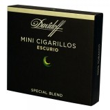 Davidoff Mini Escurio Cigarillos - 20ks