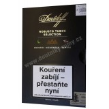 Davidoff Robusto Tubos Selection - 3 ks