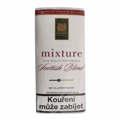 Tabák Mac Baren Mixture Scottish Blend 50g