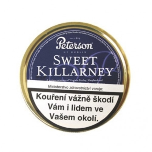 Tabák Peterson Sweet Killarney 50g