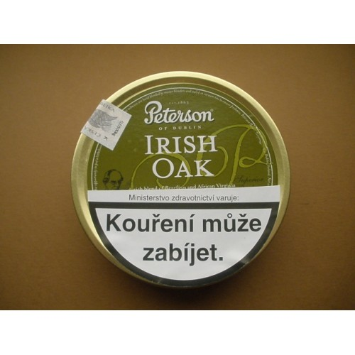 Tabák Peterson Irish Oak 50g