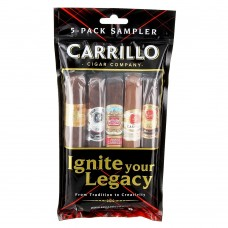 E.P. Carrillo Legacy Sampler - 5 ks