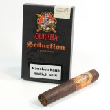 Gurkha Seduction Robusto - 4 ks