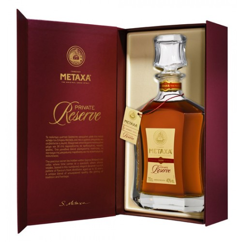 Metaxa Private Reserve 30Y 0,7 L