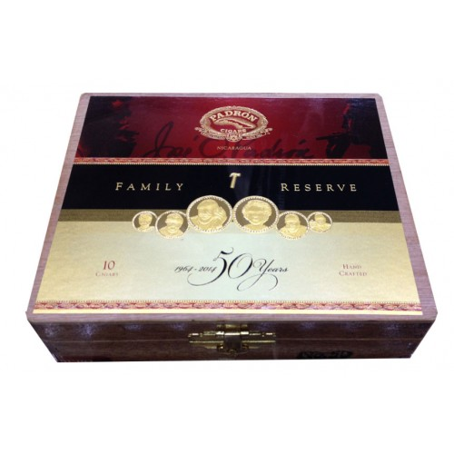 Padrón Family Reserve 50 Years Natural - 10 ks
