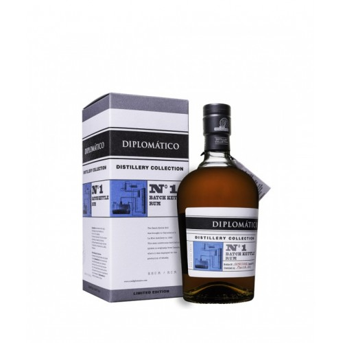 Diplomatico Distillery Collection No.1 Batch Kettle 0,7 L