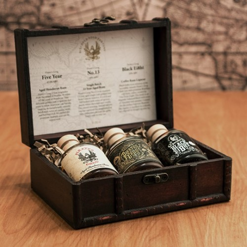 Pirates Grog Gift Set 3x0,05L