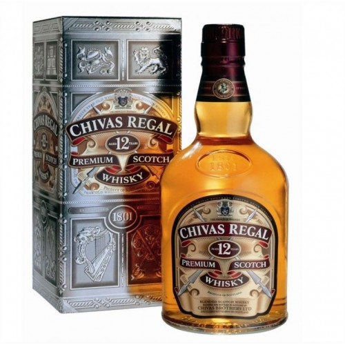 Chivas Regal 12 yo 1 L