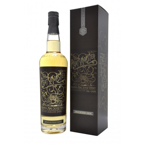 Compass Box The Peat Monster 0,7l
