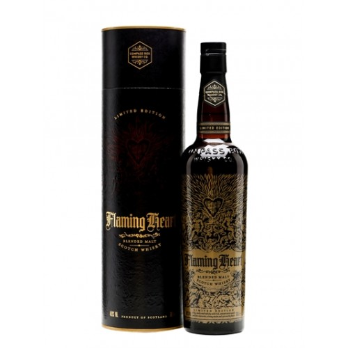 Compass Box Flaming Heart 5th edition 0,7l