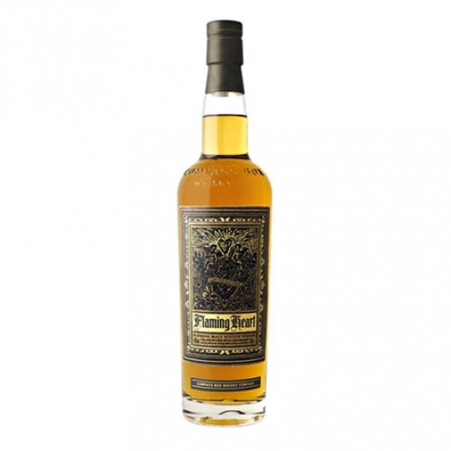 Compass Box Flaming Heart 4th edition 0,7 L