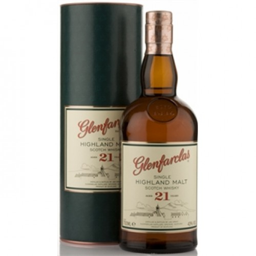 Glenfarclas 21y Speyside Single Malt 0,7 L