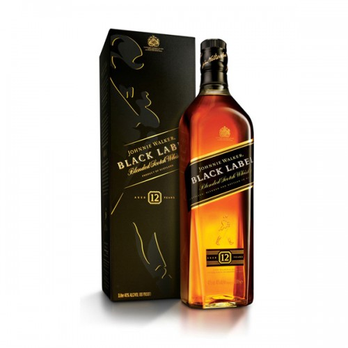 Johnnie Walker Black Label 12 yo 0,7 L