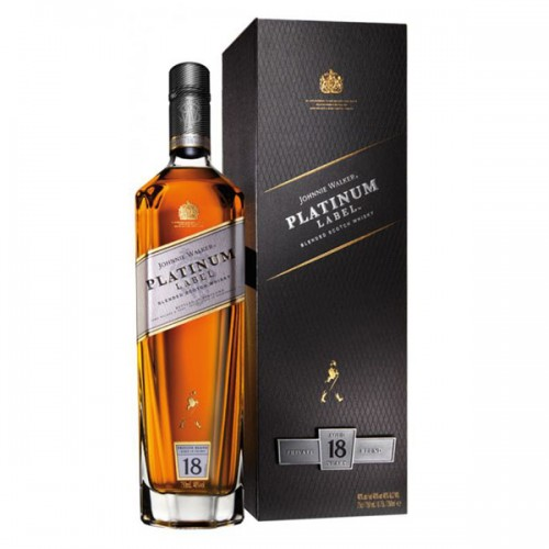 Johnnie Walker Platinum Label 18 yo 0,7L