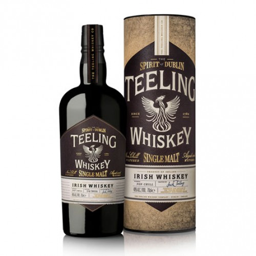 Teeling Single Malt Whiskey 0,7 L